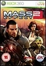 Mass Effect 2 PL (Xbox 360)